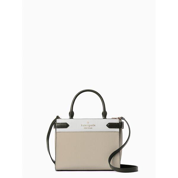 staci colorblock small satchel