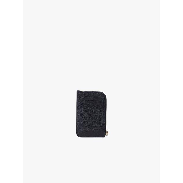 margaux zip cardholder, black, hi-res