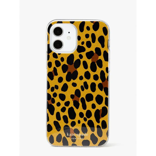 leopard iphone 12/12 pro case