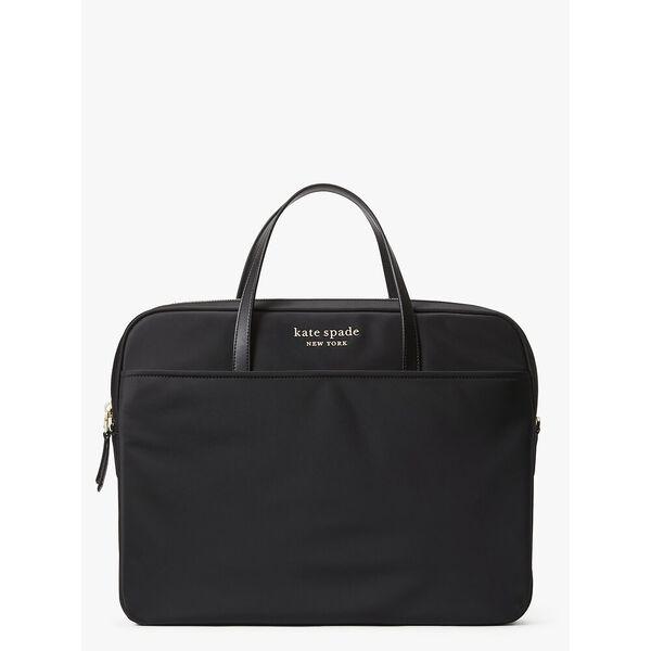 daily universal laptop bag, BLACK, hi-res