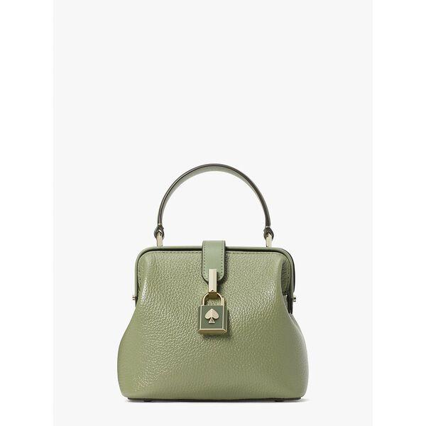 remedy small top-handle bag, romaine, hi-res