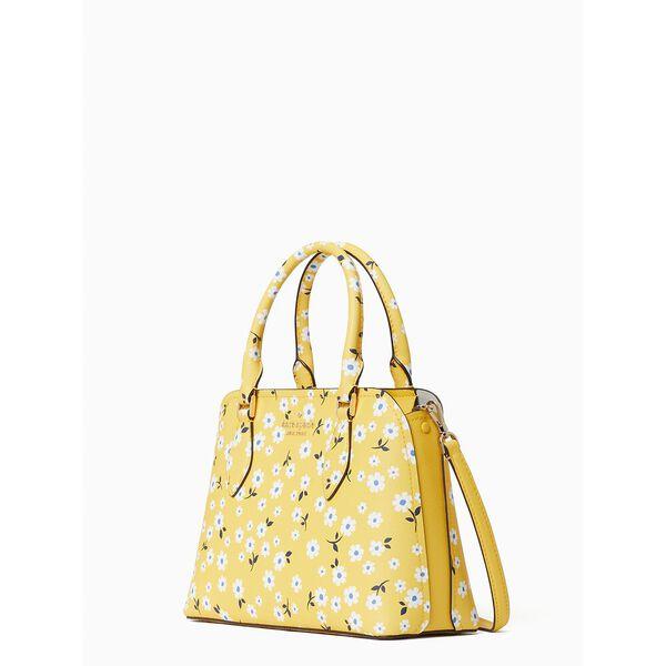 darcy fleurette toss small satchel, multi, hi-res