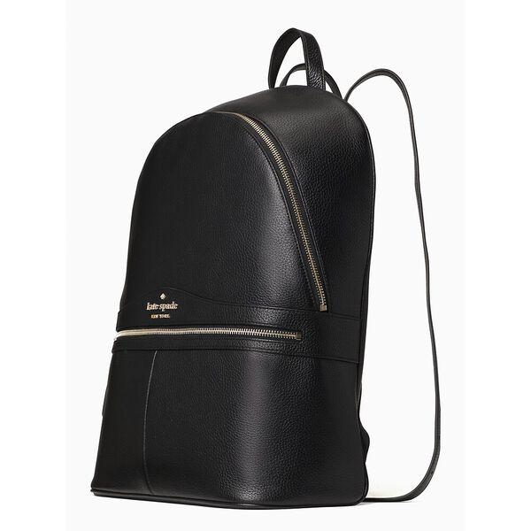 karina large backpack, black, hi-res