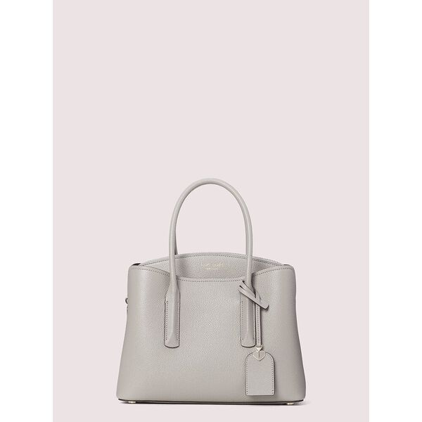 margaux medium satchel, true taupe, hi-res