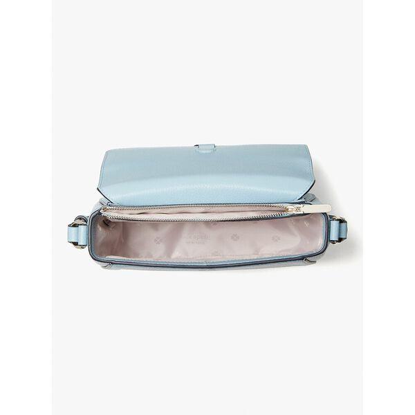 knott medium saddle bag, teacup blue, hi-res