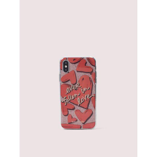 ever fallen in love iphone x & xs case