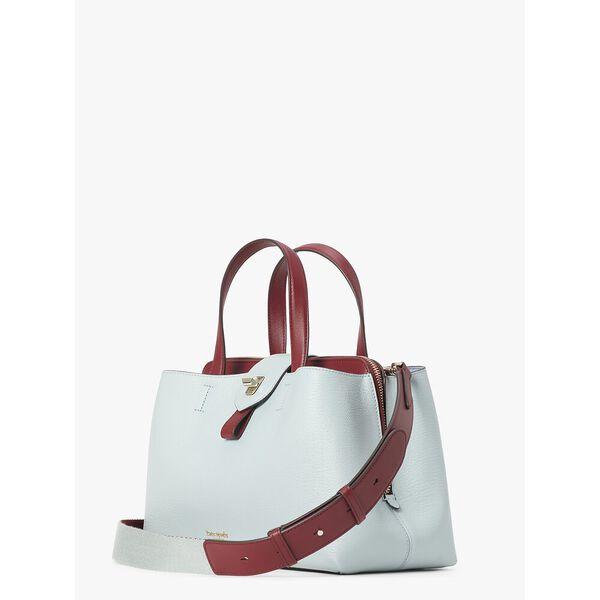 essential large satchel, CLOUD MIST, hi-res