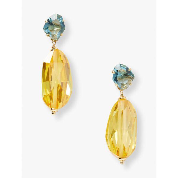treasure trove drop earrings