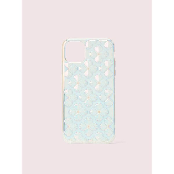 3d spade flower iphone 11 pro max case