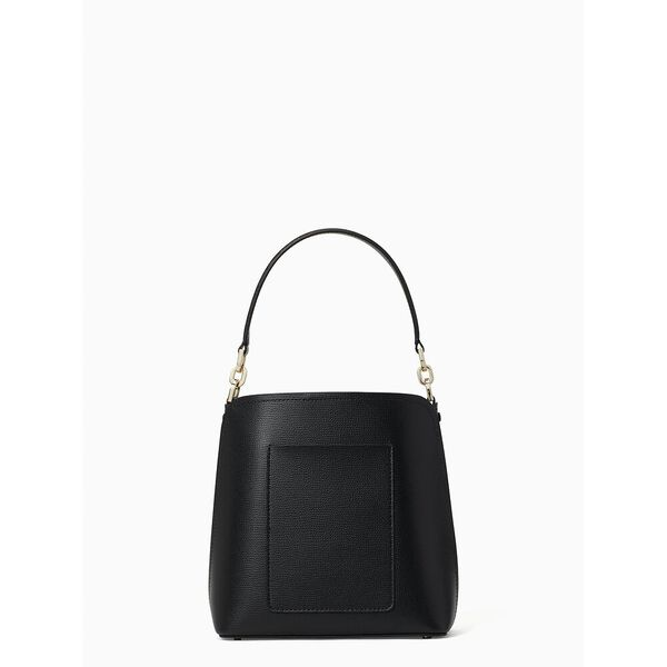 darcy small bucket, black, hi-res