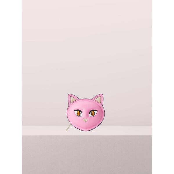 meow cat coin purse