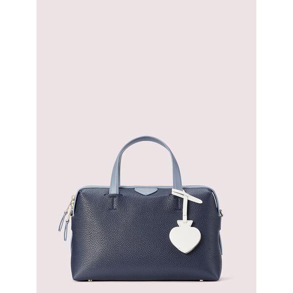 taffie medium satchel, blazer blue multi, hi-res