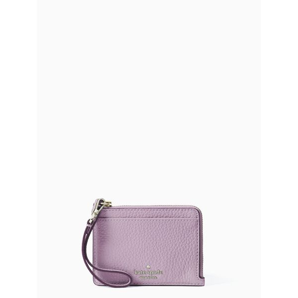 jackson small card holder wristlet