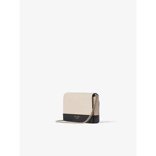 spencer chain wallet, WARM BEIGE/BLACK, hi-res