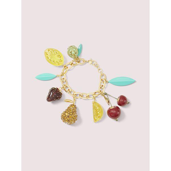 tutti fruity charm bracelet, MULTI, hi-res