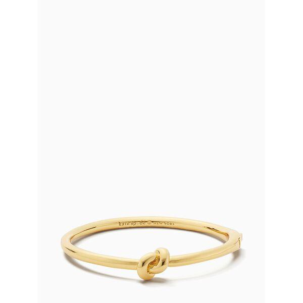 sailor's knot hinge bangle