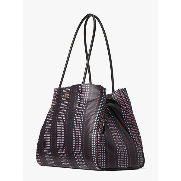 yours truly large tote, multi, hi-res