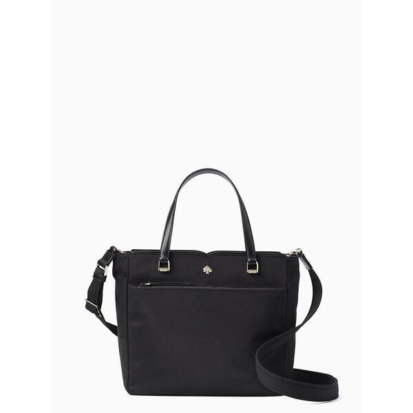 jae nylon medium satchel