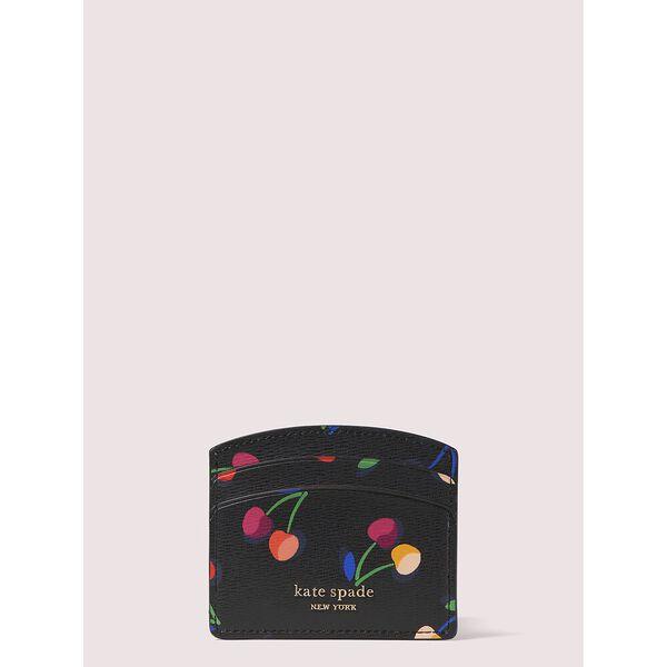 spencer cherries cardholder