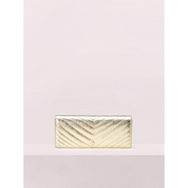 amelia bifold continental wallet