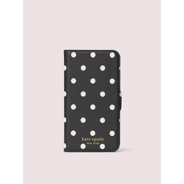 cabana dot iphone 11 pro magnetic wrap folio case