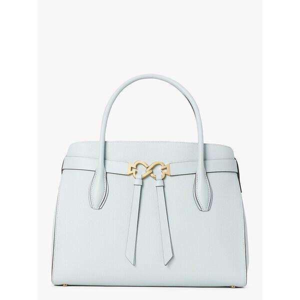 toujours large satchel, CLOUD MIST, hi-res