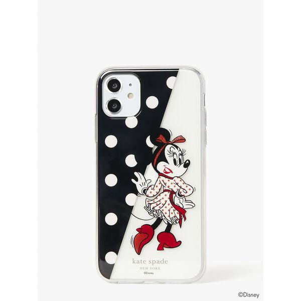 disney x kate spade new york minnie mouse iphone 11 case