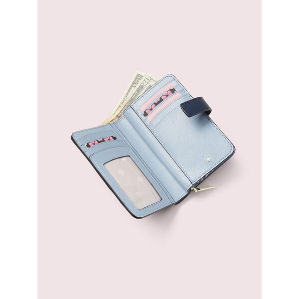 spencer compact wallet, tutu pink, hi-res