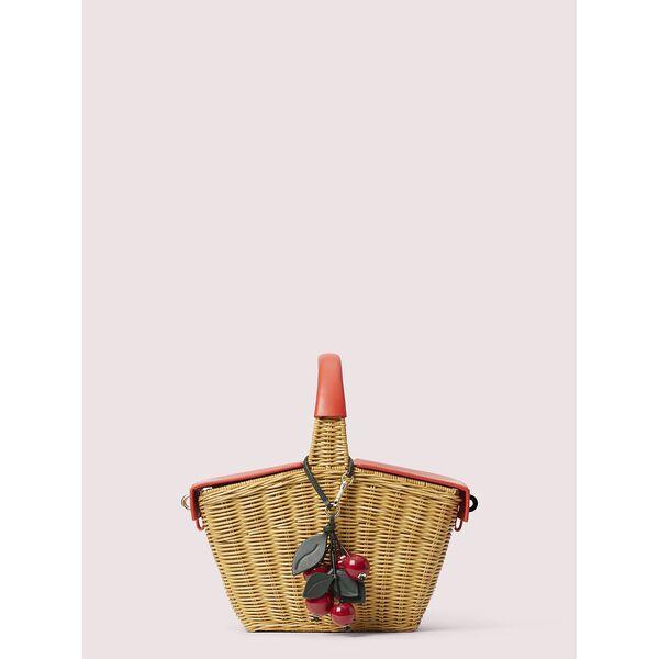 picnic 3d wicker picnic basket