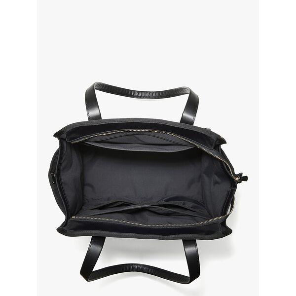 daily large diaper bag, BLACK, hi-res