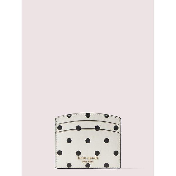 spencer cabana dot cardholder