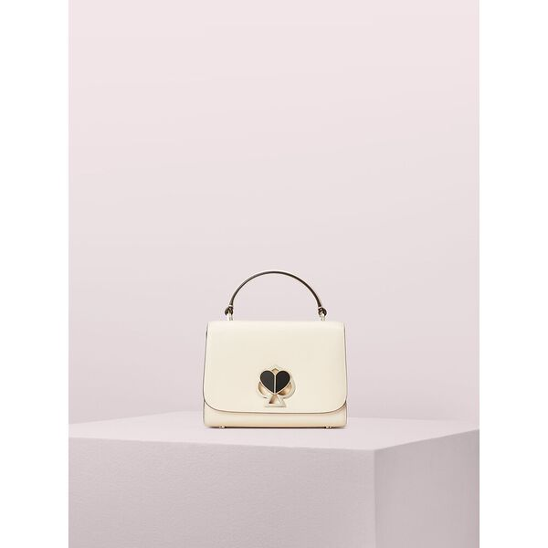 nicola twistlock small top handle bag