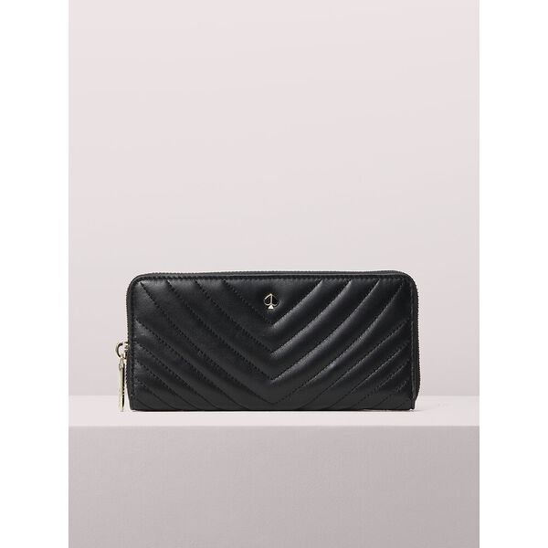 amelia slim continental wallet