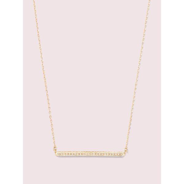 raise the bar pavé pendant