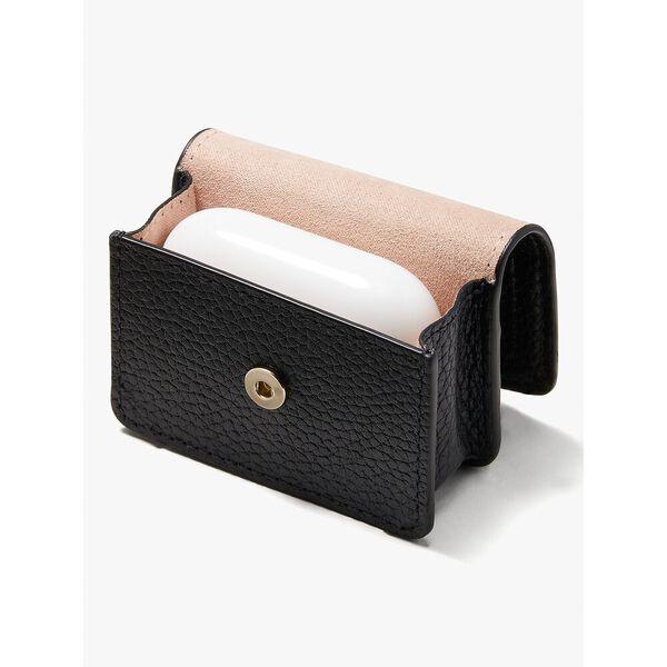 knott airpods pro case, black, hi-res