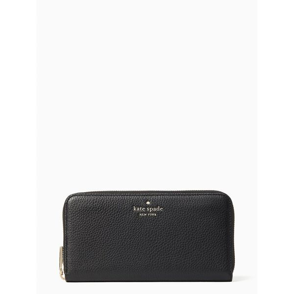 leila large continental wallet