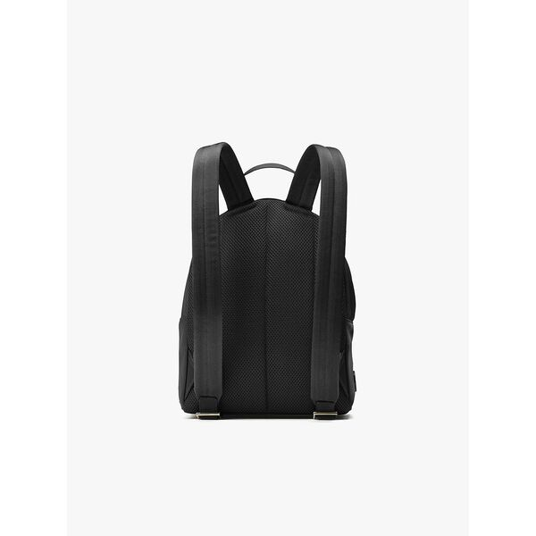 the nylon city pack medium backpack, BLACK, hi-res