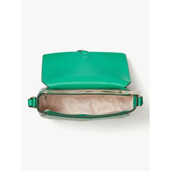 knott medium saddle bag, spring bloom, hi-res