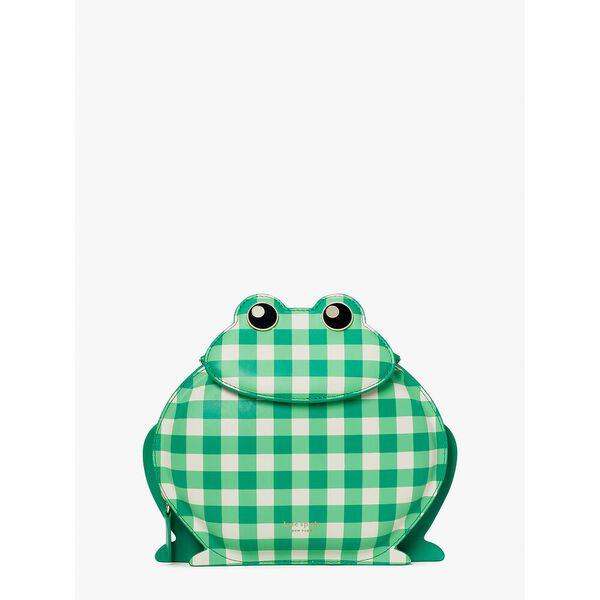hoppkins frog crossbody