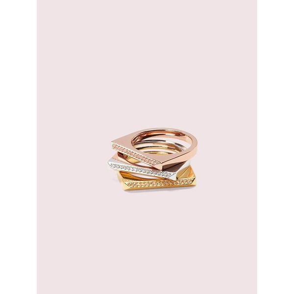 raise the bar pavé ring set