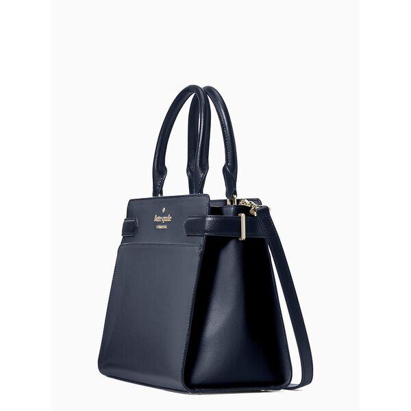 staci medium satchel, nightcap, hi-res