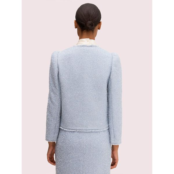 tinsel tweed jacket, moonglow, hi-res