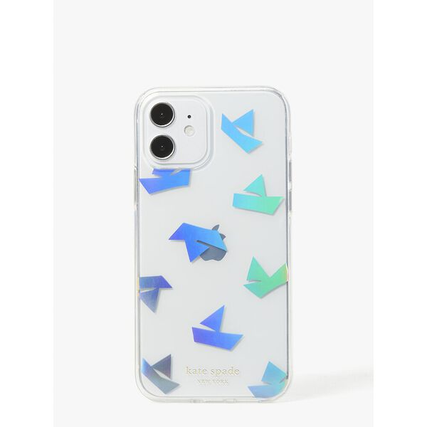 paper boats iphone 12/12 pro case