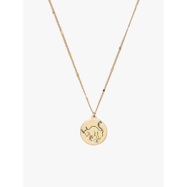 in the stars taurus pendant