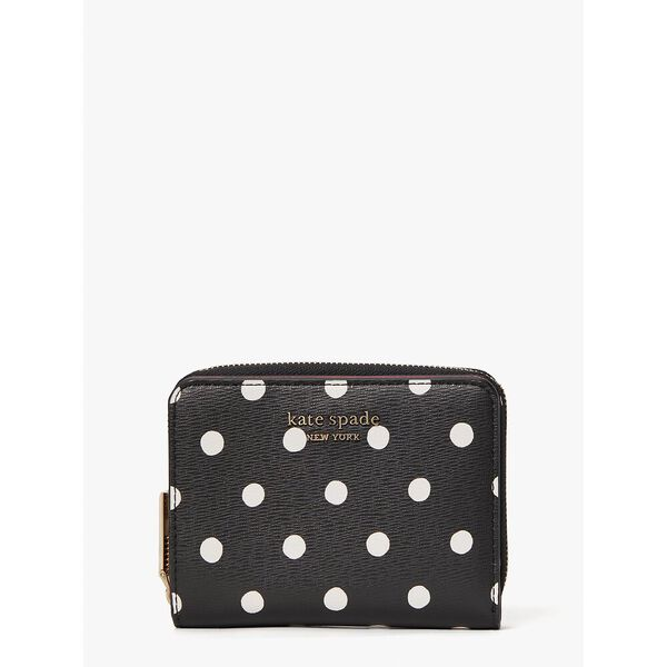 spencer sunshine dot small compact wallet
