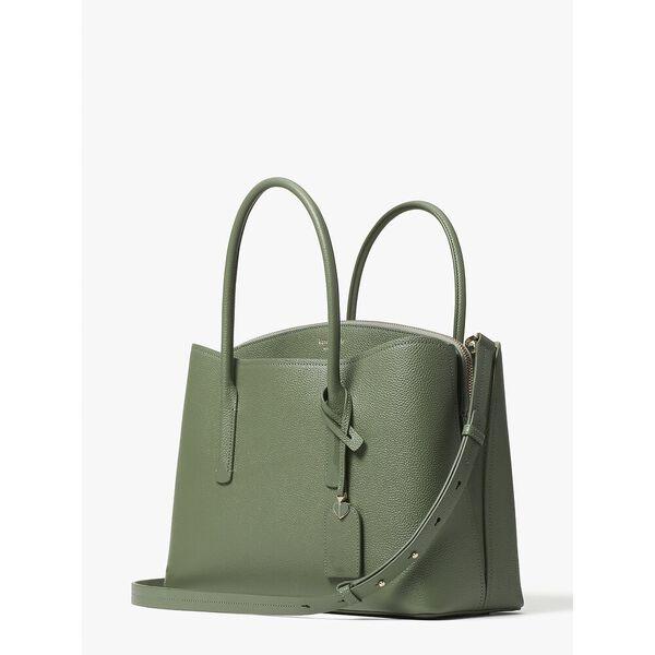 margaux large satchel, DUSTY PICKLE, hi-res