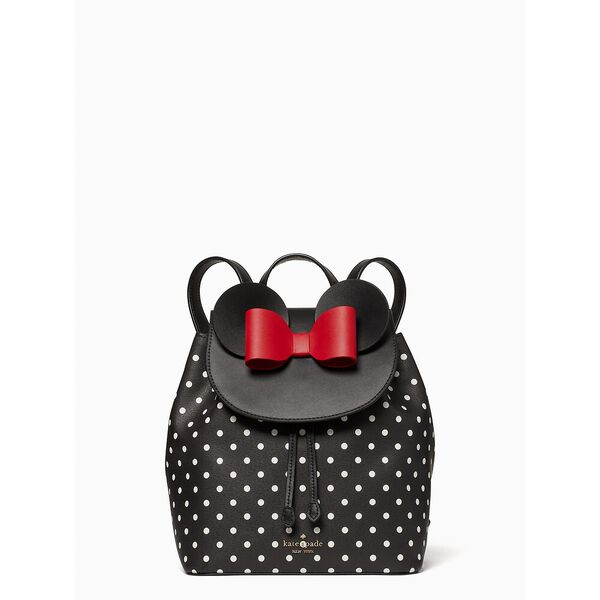disney x kate spade new york minnie backpack