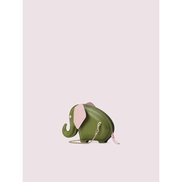 tiny elephant crossbody, lichen, hi-res