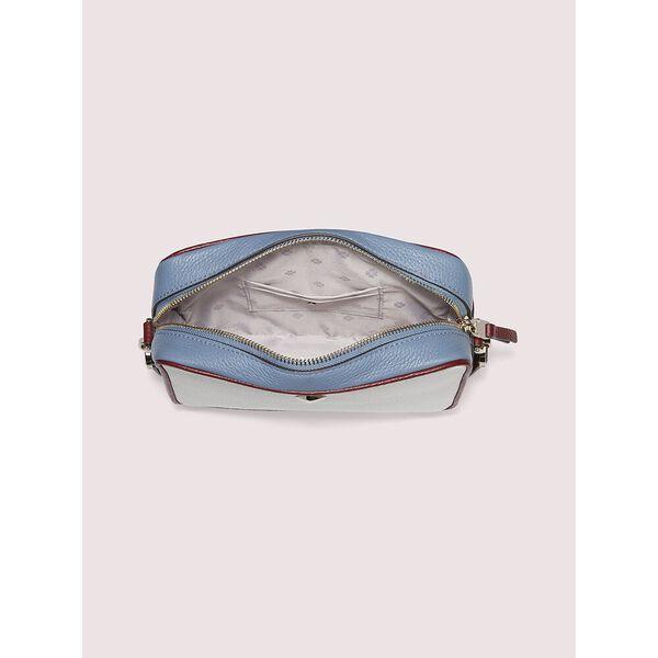 polly medium camera bag, swordfish multi, hi-res