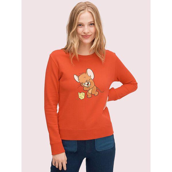 kate spade new york x tom & jerry sweatshirt